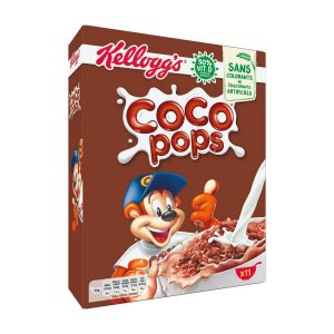 Rice Chocolate Cereals Coco Pops