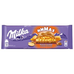 Chocolat Caramel / Noisettes Milka - My French Grocery