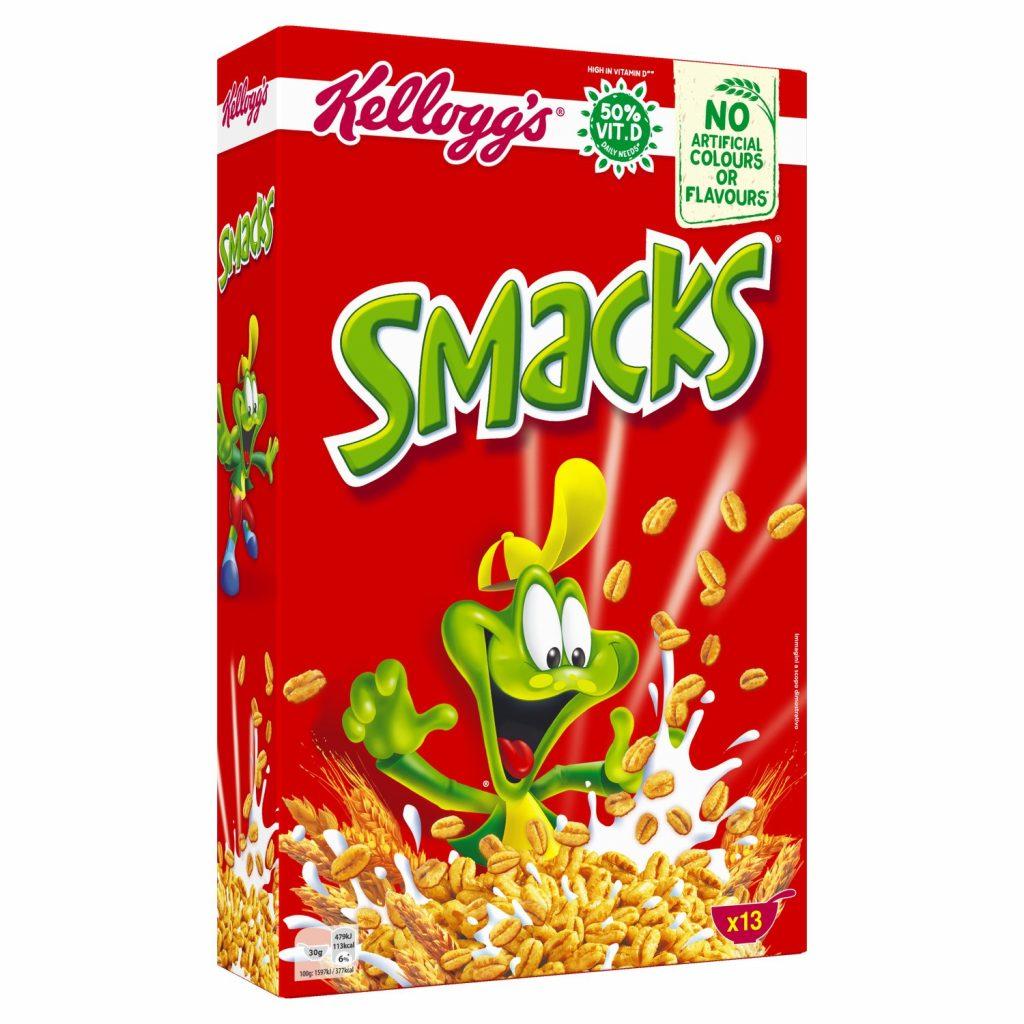 Caramelized Cereals Smacks