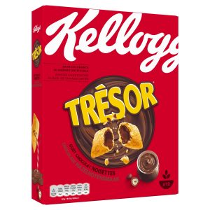 Cereal De Chocolate Trésor