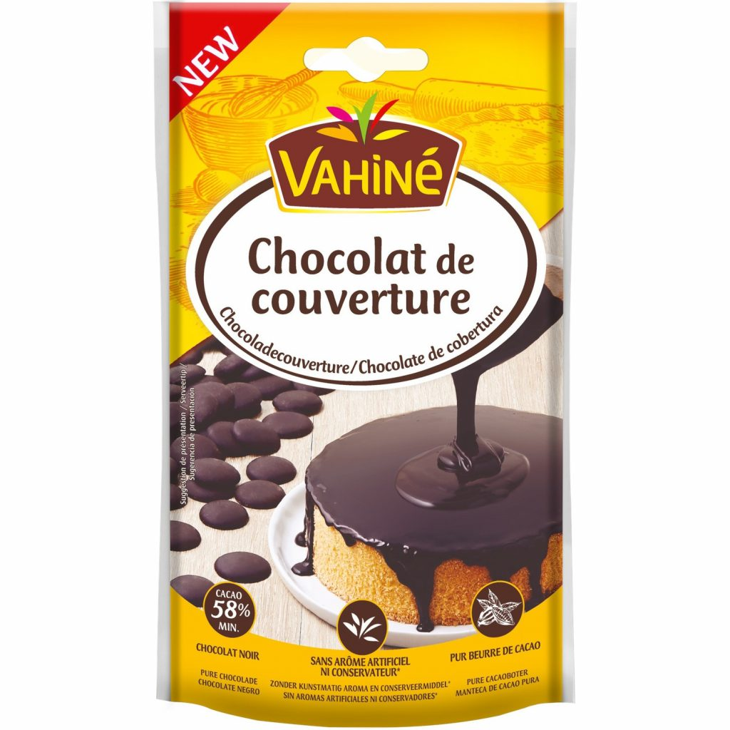 Chocolate Topping Vahiné
