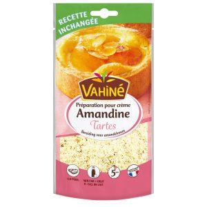 Préparation Pour Crème Amandine Vahiné- My French Grocery