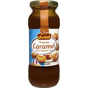 Salted Caramel Topping Vahiné