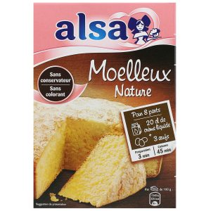Alsa Plain Sponge Cake Mix
