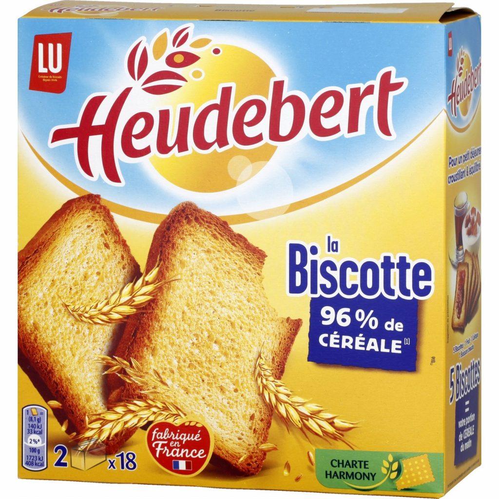 Heudebert Rusks