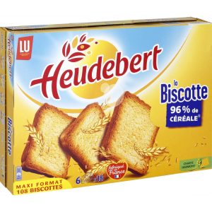 Heudebert Rusks XL