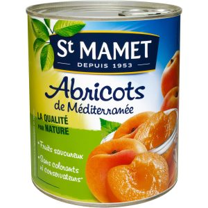Apricots In Syrup St-Mamet
