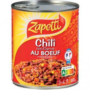 Chili Con Carne Zapetti