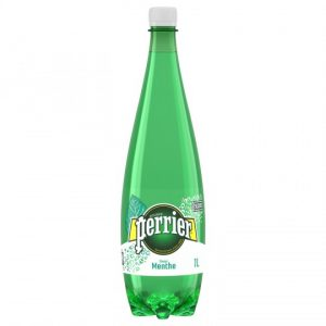 Sparkling Water Mint Flavor Perrier