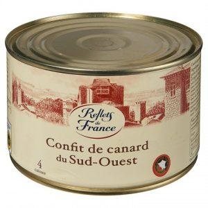 Duck Confit Reflets De France