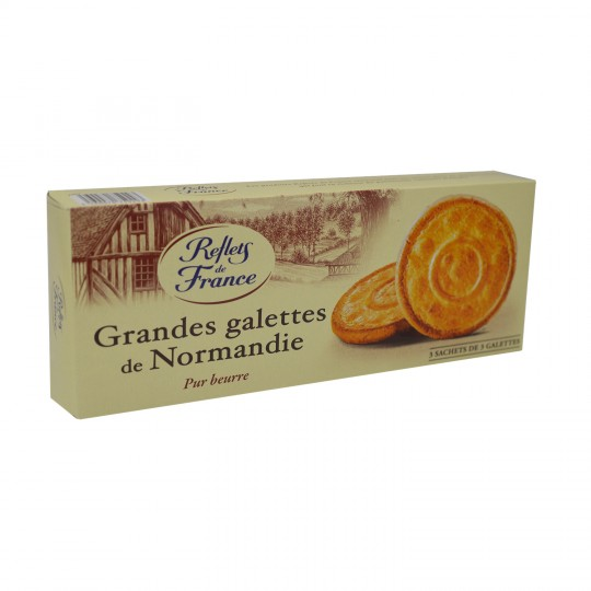 Normandy Wafers Reflets De France