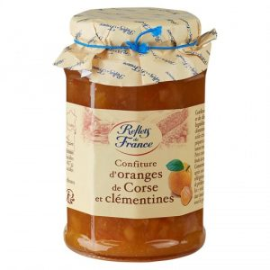 Confiture Orange & Clémentine Reflets De France - My French Grocery