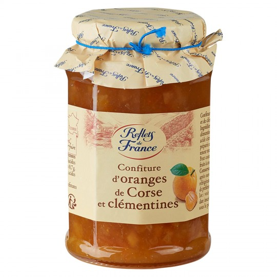 Orange & Clementine Jam Reflets De France