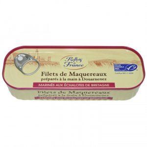 Filets De Maquereaux Aux Échalotes Reflets De France - My French Grocery