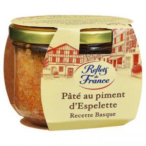 Pâté With Espelette Pepper Reflets De France