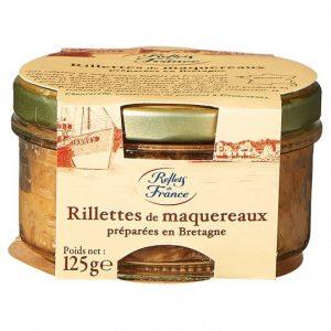 Brittany Mackerel Rillettes Reflets De France