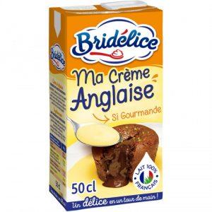 Crème Anglaise Bridélice