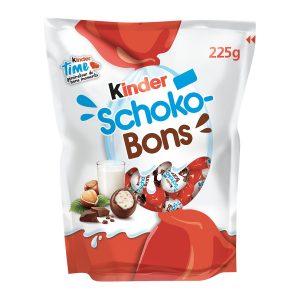 Caramelos De Chocolate Con Leche & Avellanas Kinder Schoko-Bons