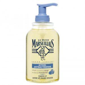"""Antibacterial Liquid Soap Mandarin """"Le Petit Marseillais"""""""