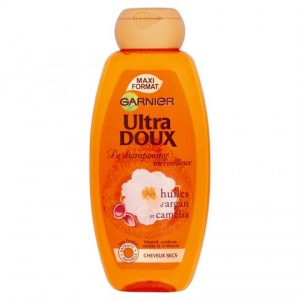 "Argan And Camellia Oils Shampoo ""Ultra Doux"""