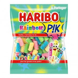 French Haribo - Rainbow Pik