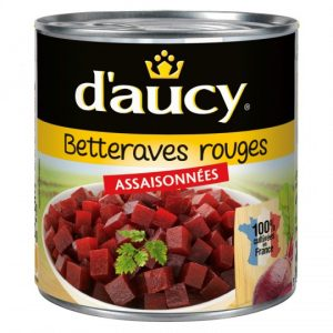 Red Beets D'Aucy