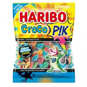 French Haribo - Croco Pik
