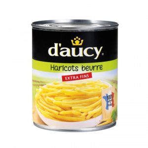 Extra Fine Butter Beans D'Aucy