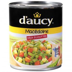 Macédoine De Légumes D'Aucy XL - My French Grocery