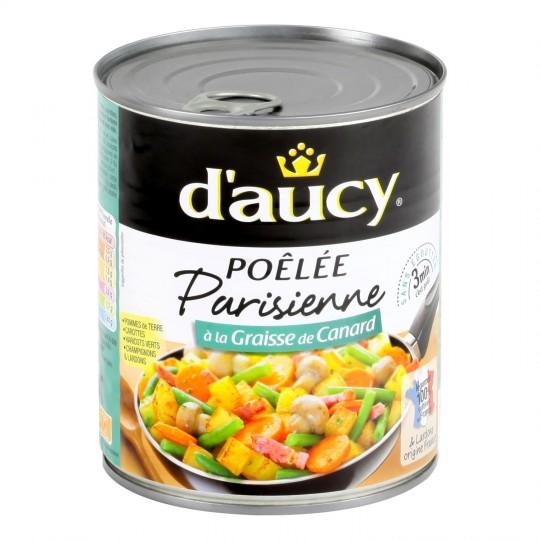 Poêlée Parisienne D'Aucy XL - My French Grocery