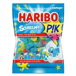 French Haribo - Schtroumpfs Pik