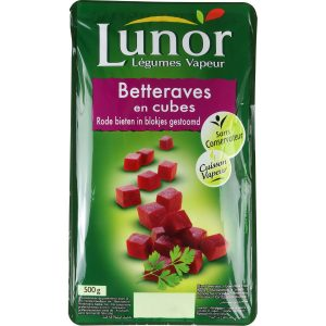 Betteraves En Cubes Lunor