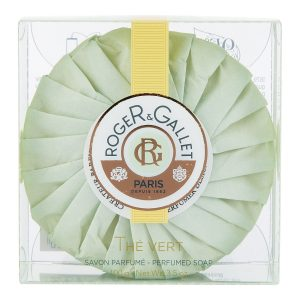 Jabón De Té verde Roger & Gallet
