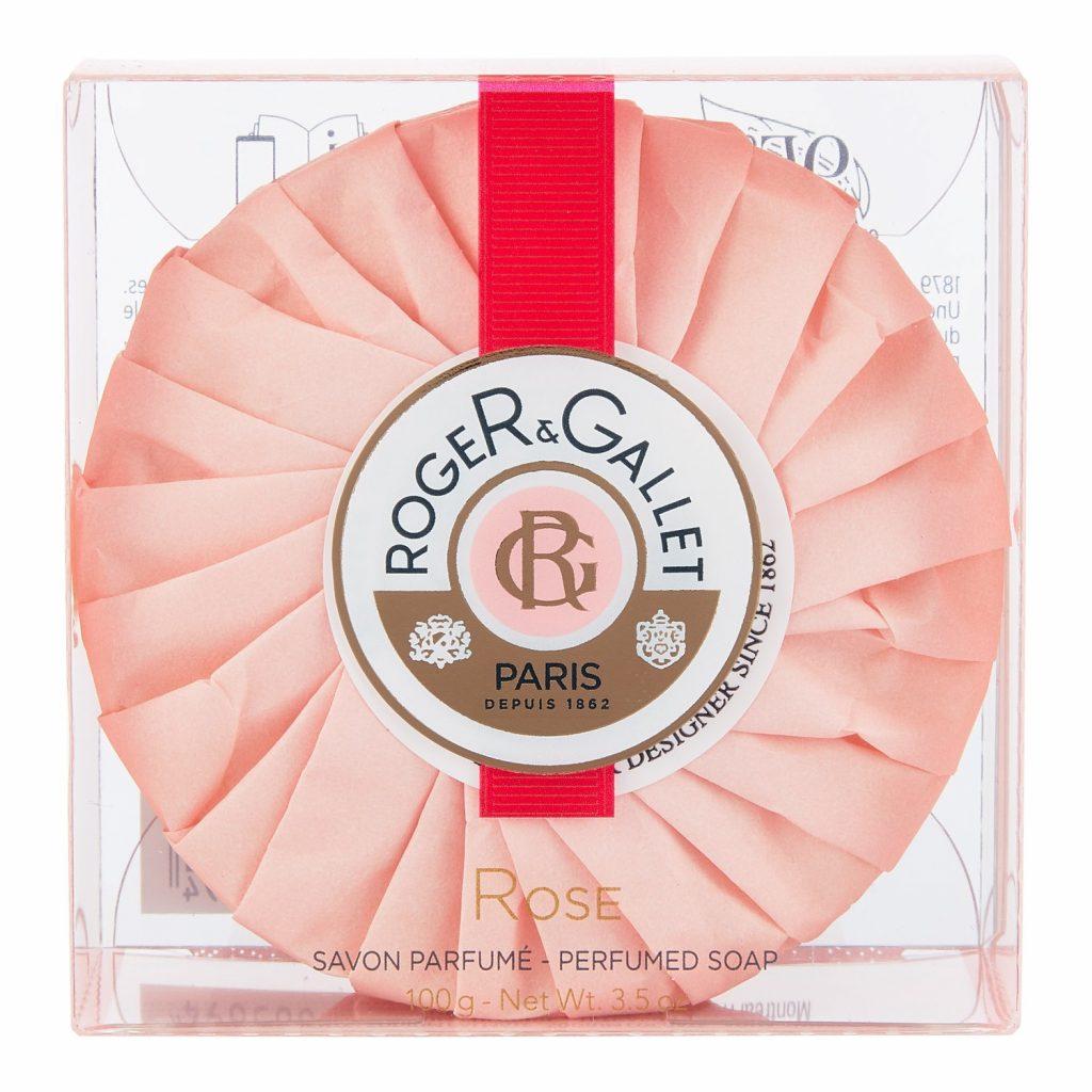 Savon à La Rose Roger & Gallet