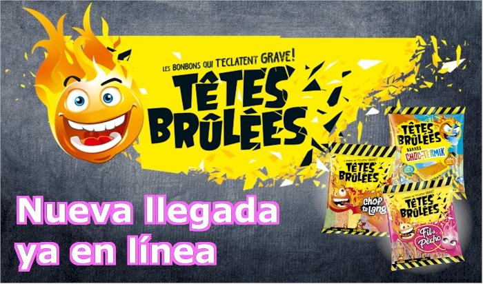TETES BRULEES-ES
