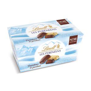 Chocolats Lindt Les Pyrénéens Noir