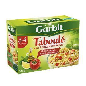 Taboulé Aux Tomates Fraîches Garbit - My French Grocery