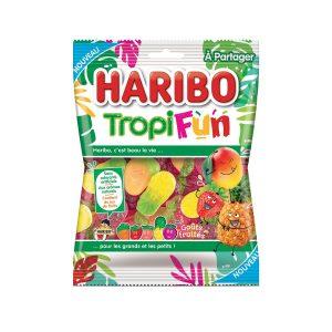 Bonbons Haribo Tropifun