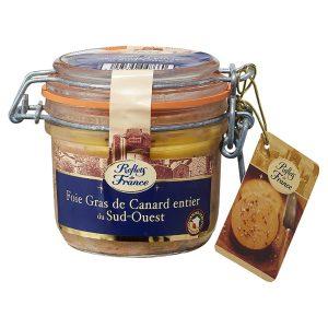 Foie Gras De Pato Entero Reflets De France