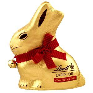 Lapin Or Chocolat Au Lait Lindt