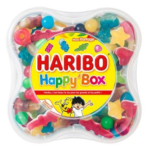 Caramelos Haribo Happy Box