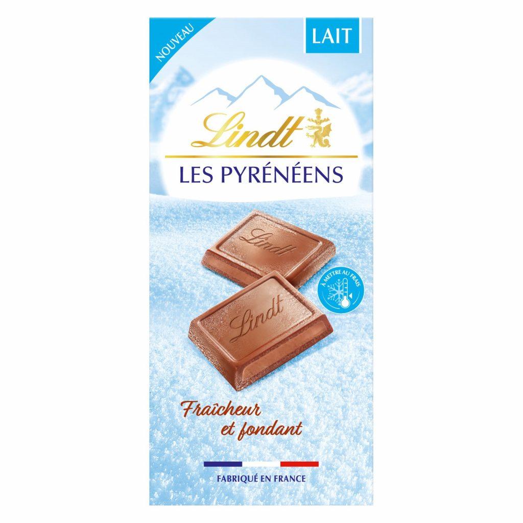Chocolat Au Lait Les Pyrénéens Lindt