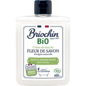 Gel Douche Fleur De Savon Bio Briochin