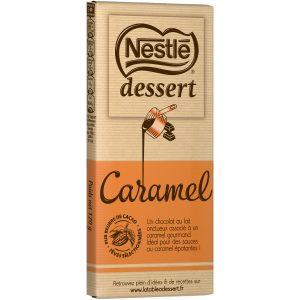 Chocolat Caramel Dessert Nestlé