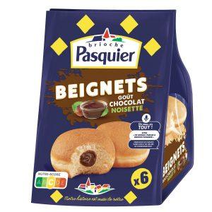 Beignets Chocolat Noisette Pasquier