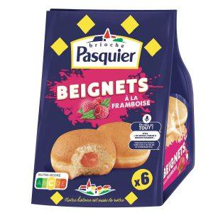 Beignets Framboise Pasquier