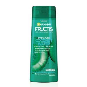 Shampooing Hydra Pure Coconut Water Fructis Garnier