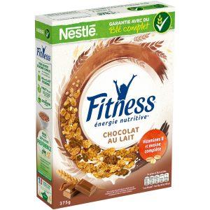 Céréales Chocolat Lait Nestlé Fitness