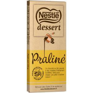 Chocolat Praliné Dessert Nestlé