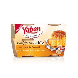 Desserts Gâteau De Riz Au Caramel Yabon